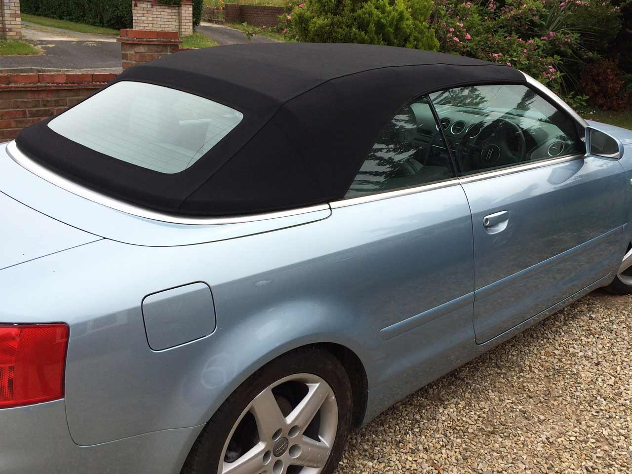 Convertible Hood Replacement Audi A4