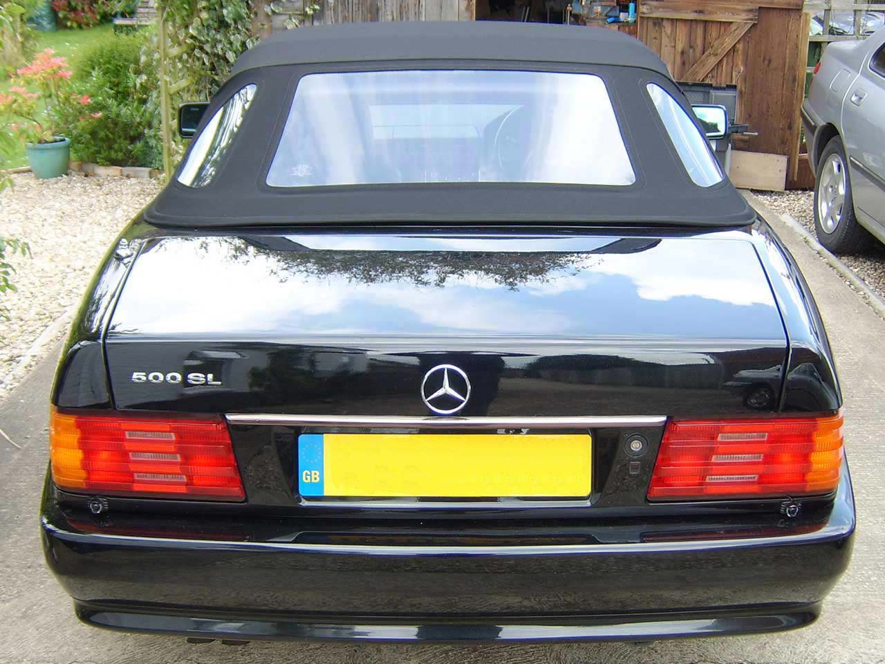 Convertible Hood Replacement Mercedes SL500