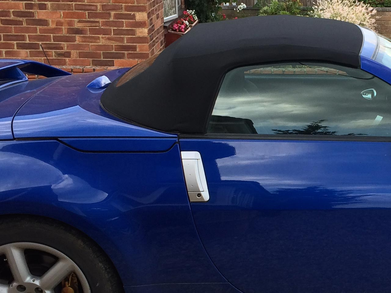 Convertible Hood Replacement Nissan 350z