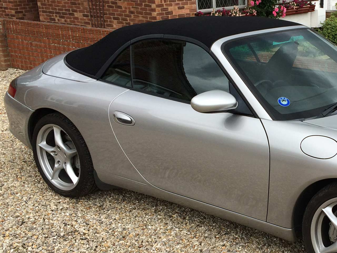 Convertible Hood Replacement Porsche Carrera 4