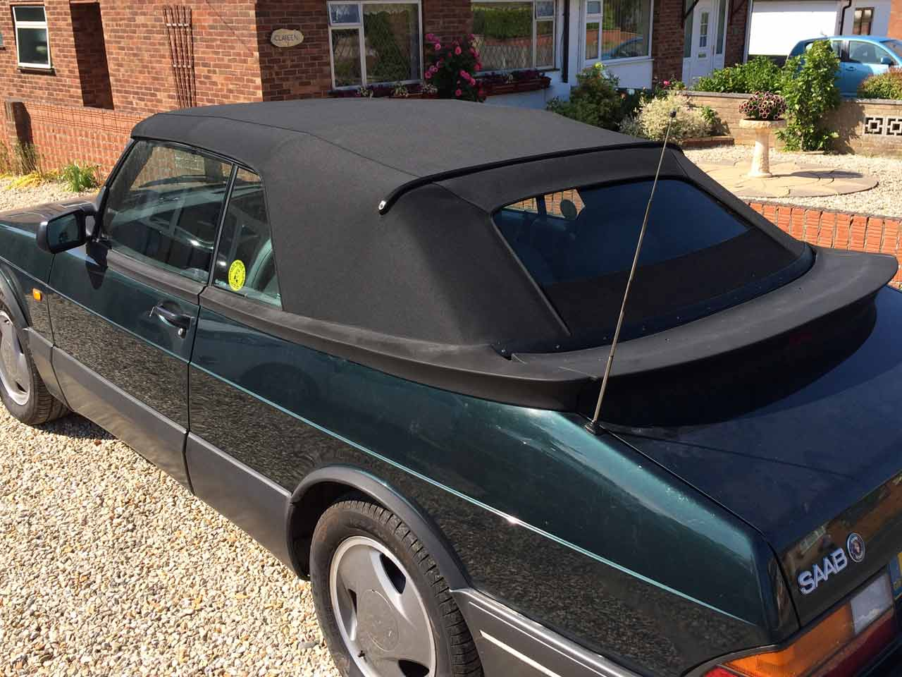 Convertible Hood Replacement Saab 900 Classic
