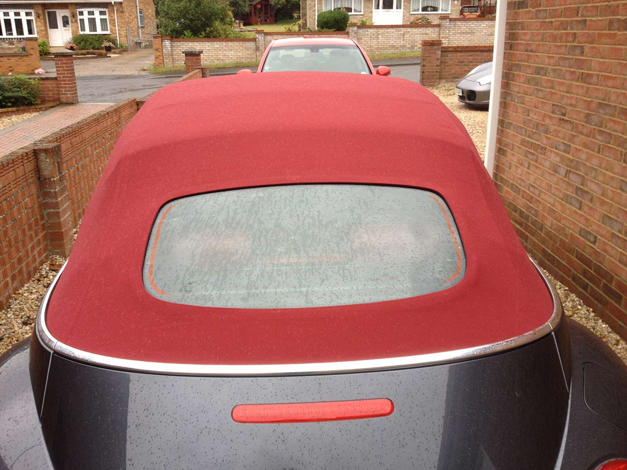 Convertible Hood Replacement VW Beetle