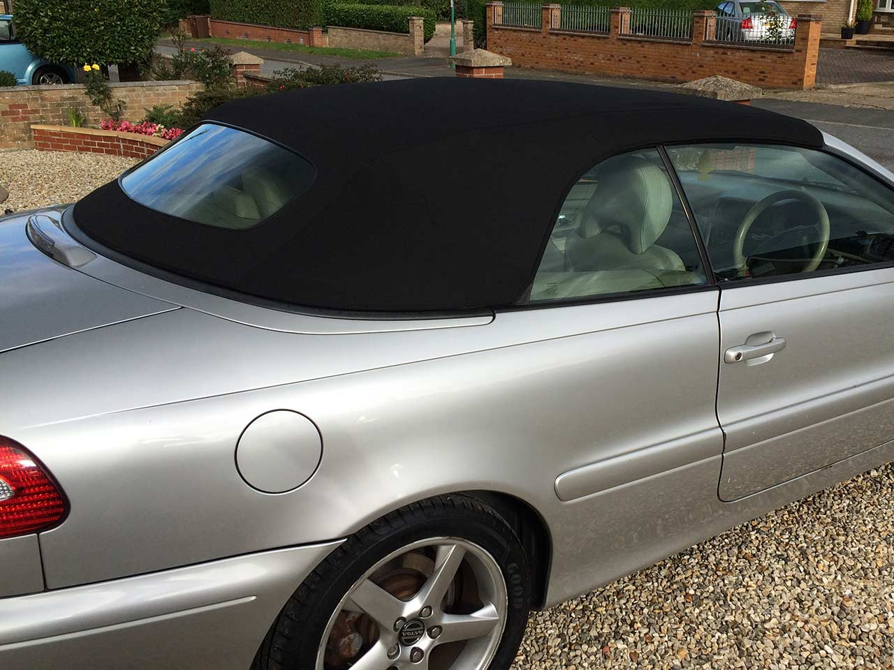 Convertible Hood Replacement Volvo C70