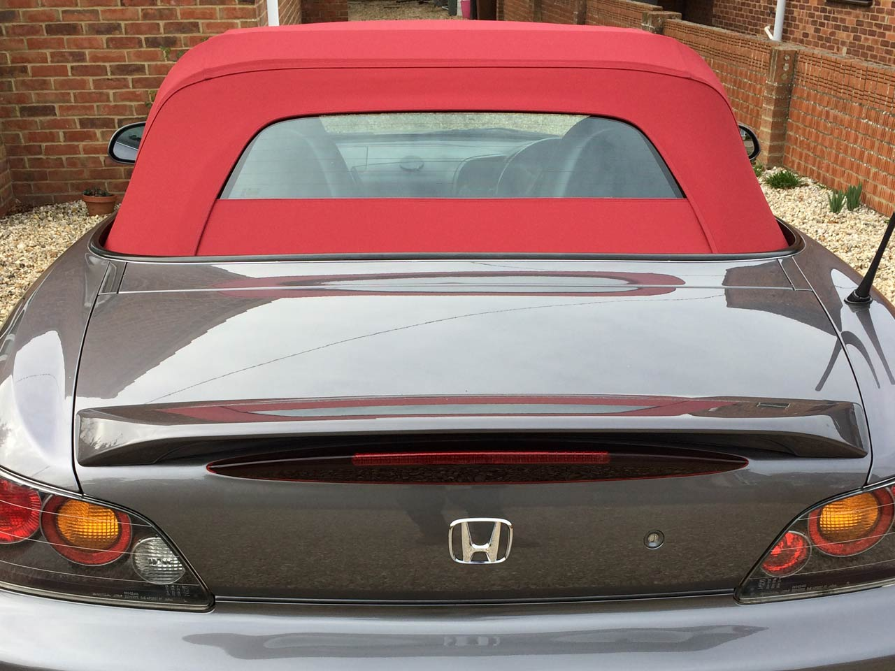 Hood Replacement Honda S2000