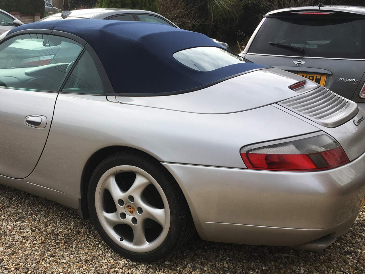 Hood Replacement Porsche Carrera