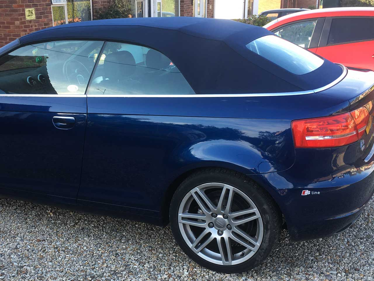 Hood Replacement Audi A3