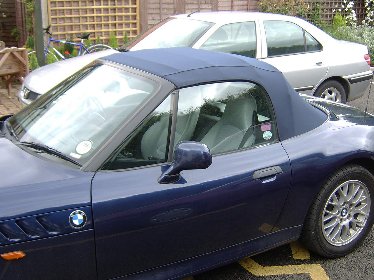 Hood Replacement BMW Z3