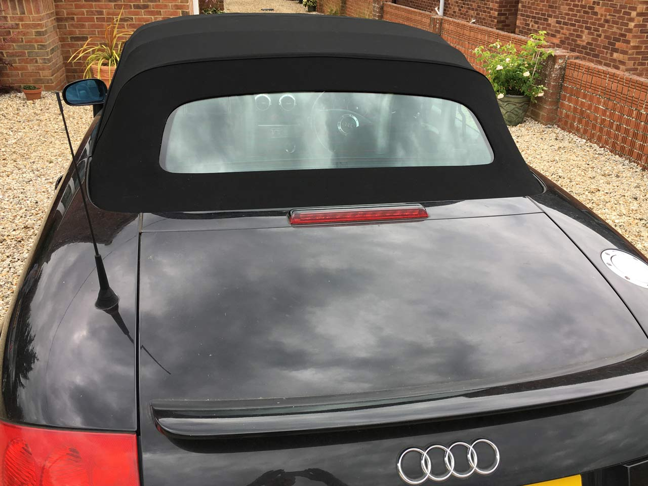 Soft Top Hood Replacement Audi TT