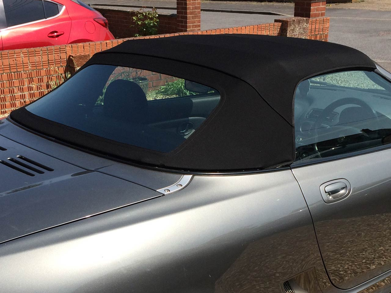 Soft Top Hood Replacement MGTF