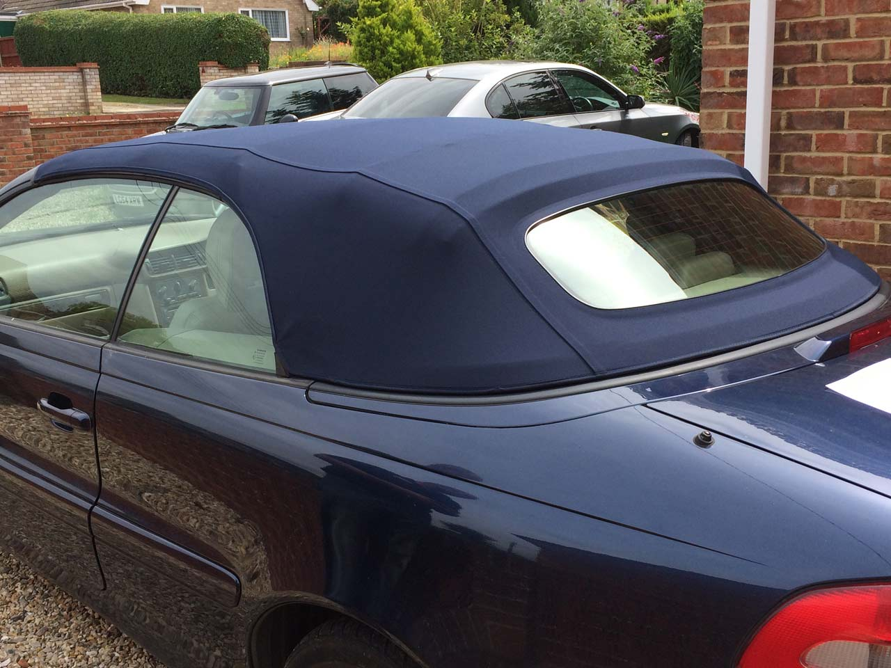 Soft Top Hood Replacement Volvo C70
